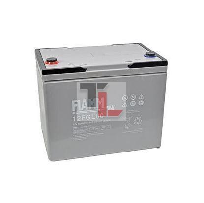 Batteria FIAMM 12FGL80