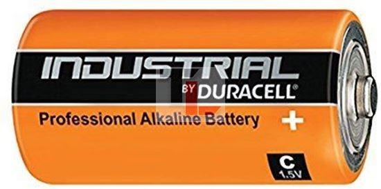 Pile Duracell Industrial (10 pack BULK) C ID1400B10 Singola