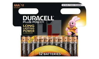 Pile Duracell Plus Power (12 pack) AAA MN2400B12