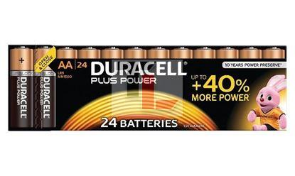 Pile Duracell Plus Power (24 pack) AA MN1500B24