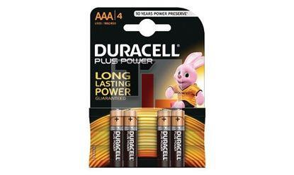 Pile Duracell Plus Power (4 pack) AAA MN2400B4