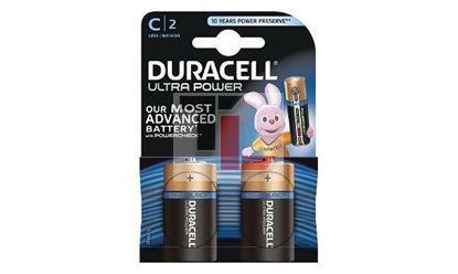 Pile Duracell Ultra Power (2 pack) C MX1400B2