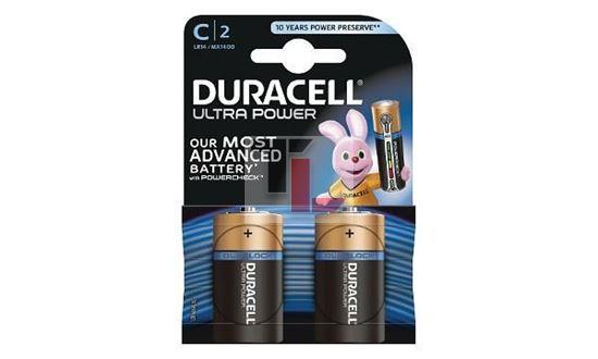 Pile Duracell Ultra Power (2 pack) C MX1400B2