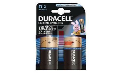 Pile Duracell Ultra Power (2 pack) D MX1300B2