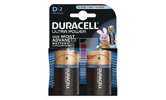 Pile Duracell Ultra Power (2 pack) D MX1300B2