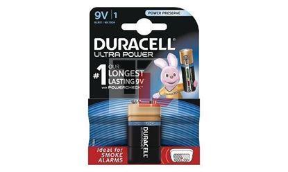 Pile Duracell Ultra Power (single pack) 9V MX1604B1