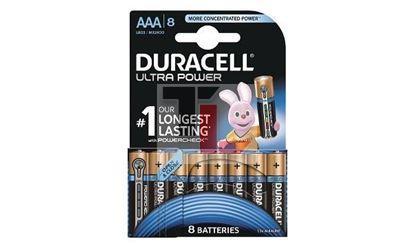 Pile Duracell Ultra Power (8 pack) AAA MX2400B8