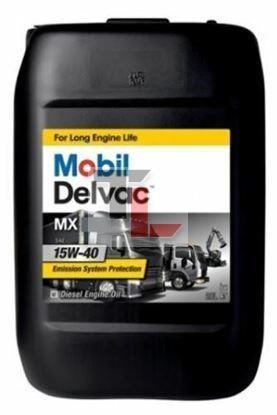 MOBIL DELVAC MX 15W40 LT.20