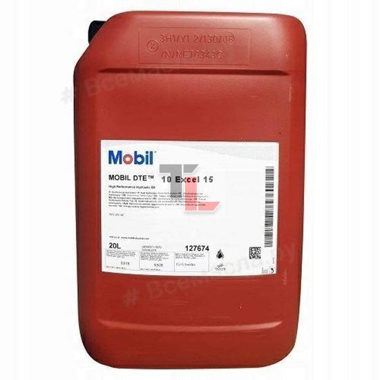 MOBIL DTE 10 EXCEL 15 LT.20