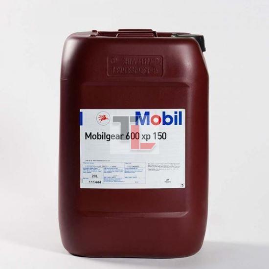 MOBIL MOBILGEAR 600XP 150 LT20