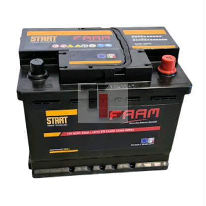 Batteria FAAM L2 62 START 62Ah 530EN