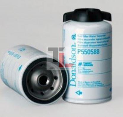 Filtro DONALDSON P550588, FILTRO CARBURANTI, SEPARATORE ACQUA AVVITABILE TWIST&DRAIN